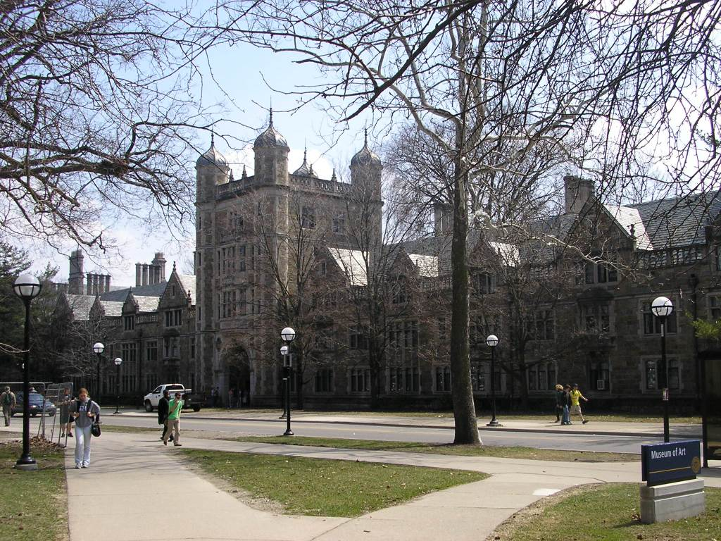 University of Michigan Campus